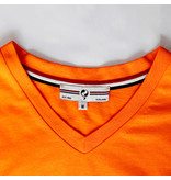Q1905 Heren T-shirt Zandvoort - NL oranje