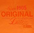 Q1905 Heren T-shirt Loosduinen - NL oranje