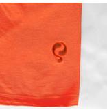 Q1905 Heren T-shirt Loosduinen - Retro oranje