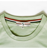 Q1905 Heren T-shirt Loosduinen - Licht grijsgroen