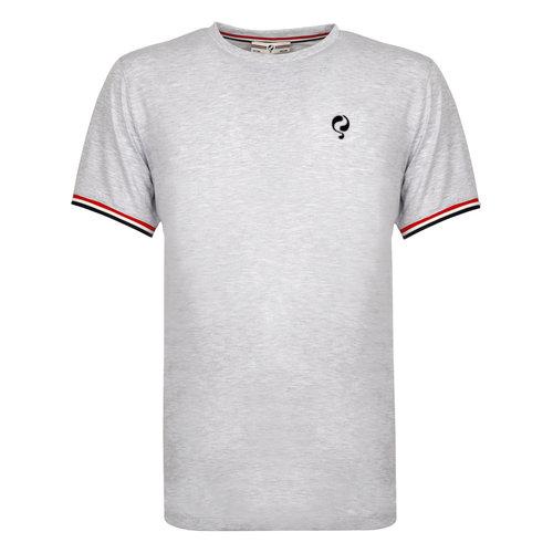 Men's T-shirt Katwijk - Light gray