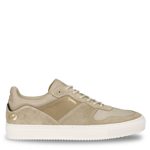 Heren Sneaker Bussum - Zacht taupe