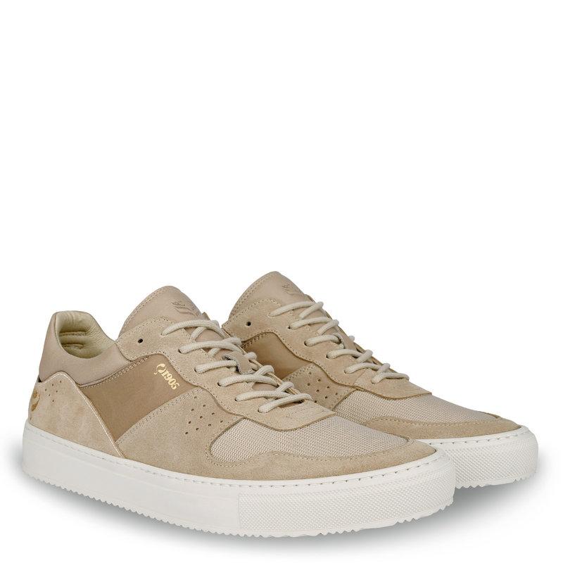 Q1905 Heren Sneaker Bussum - Zacht taupe