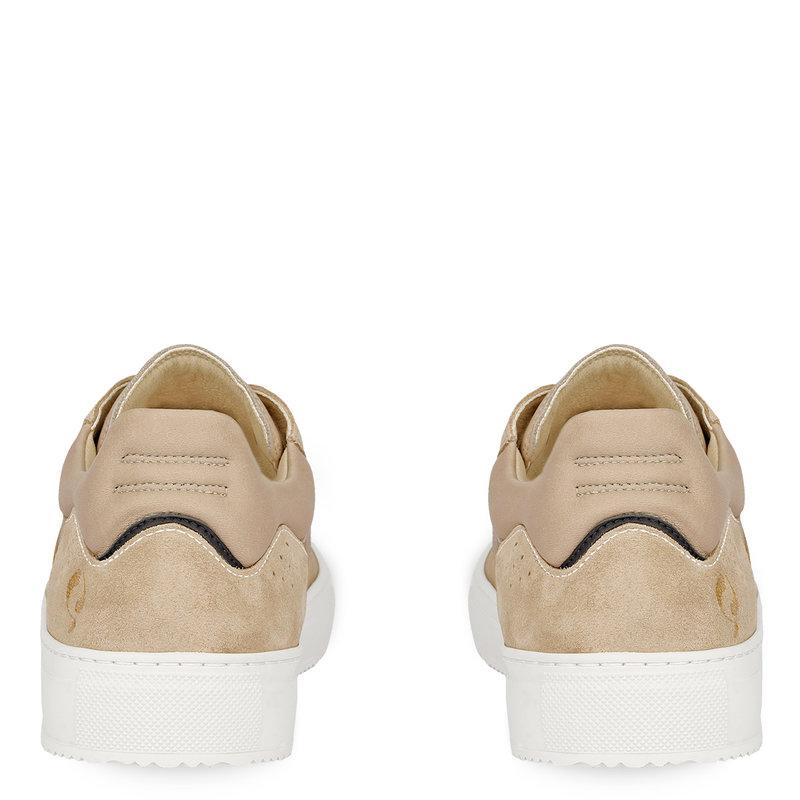 Q1905 Men's Sneaker Bussum - Soft taupe