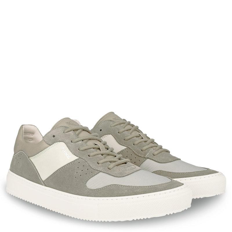 Q1905 Men's Sneaker Bussum - Light grey