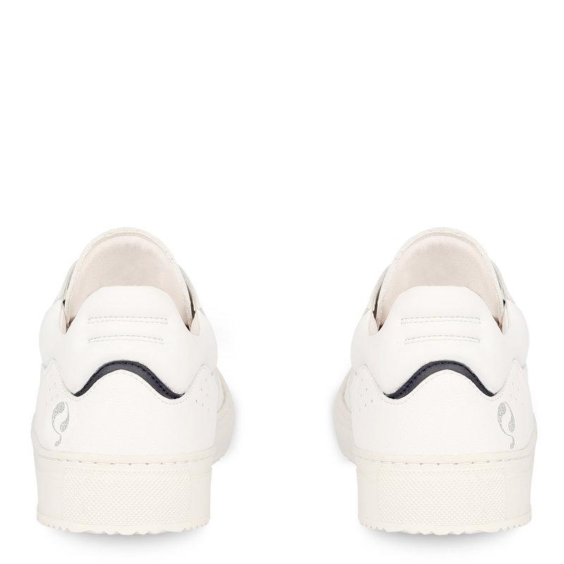 Q1905 Men's Sneaker Bussum - White