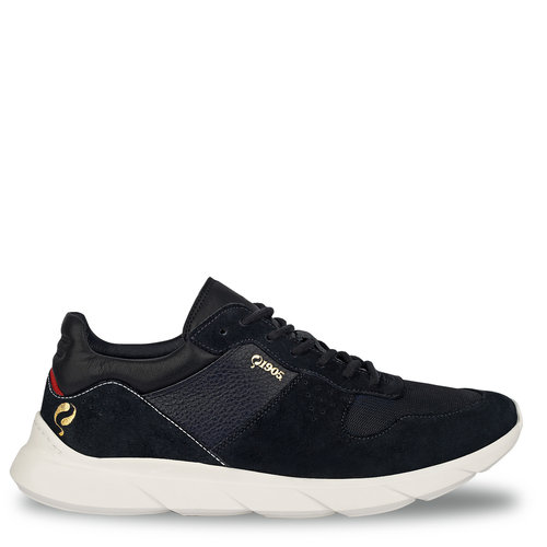 Men's Sneaker Hilversum - Dark blue