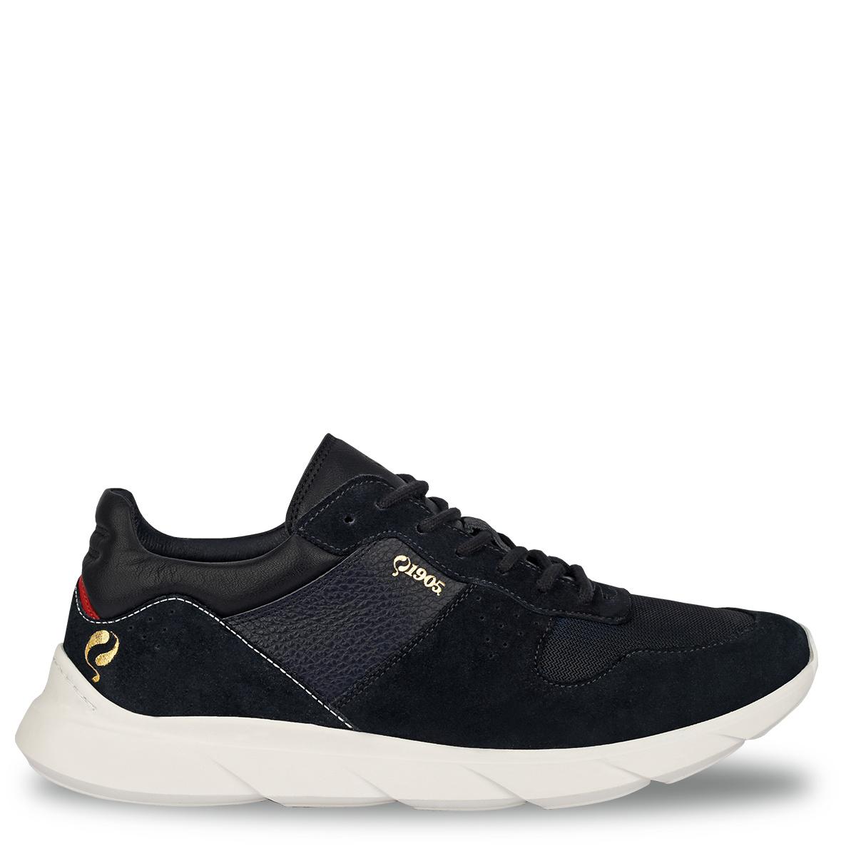 2 voor 149 - Heren Sneaker Hilversum - Donkerblauw