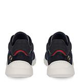 Q1905 Heren Sneaker Hilversum - Donkerblauw