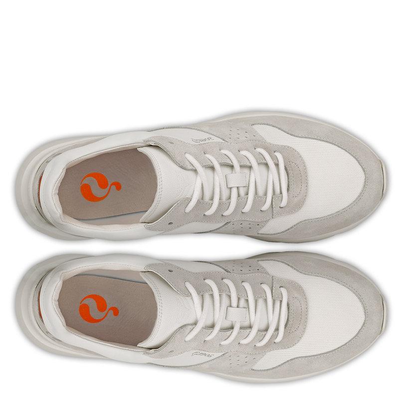 Q1905 Heren Sneaker Hilversum - Wit