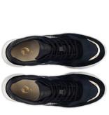 Q1905 Dames Sneaker Hillegom - Donkerblauw