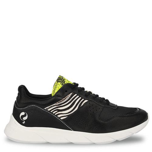 Dames Sneaker Hillegom - Zwart/Multi