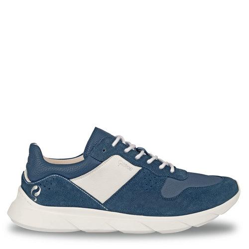 Heren Sneaker Hilversum - Denim blauw