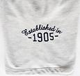 Q1905 Heren Polo Willemstad - Lichtgrijs