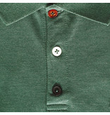 Q1905 Men's Polo Willemstad - Grey-green