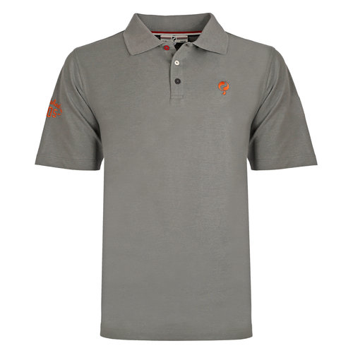 Men's Polo Willemstad - Dark grey