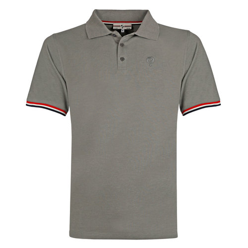 Men's Polo Bloemendaal - Dark grey
