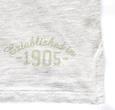 Q1905 Heren Polo Bloemendaal - Lichtgrijs