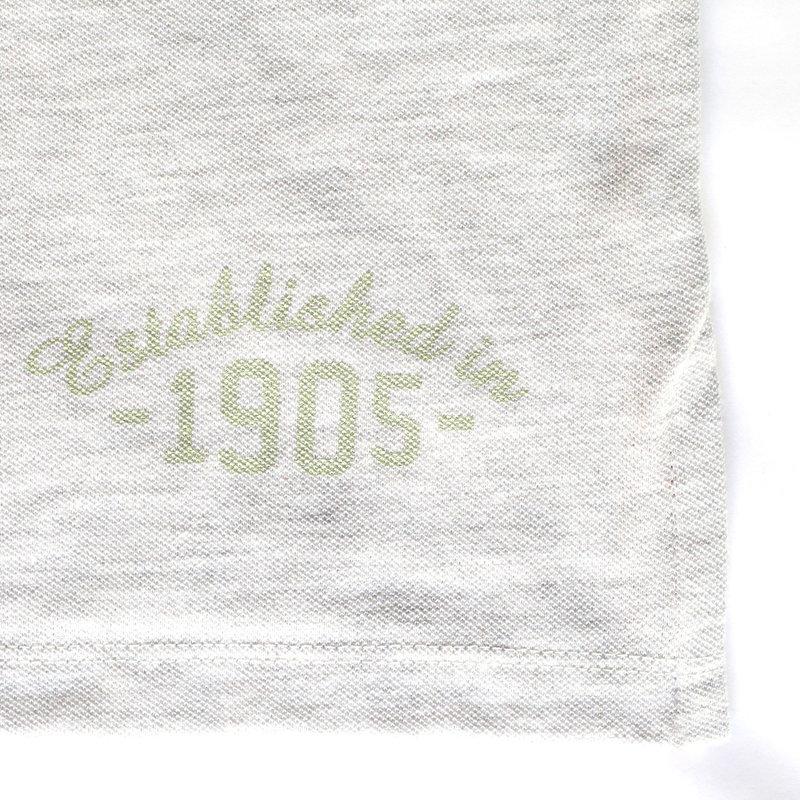 Q1905 Men's Polo Bloemendaal - Light grey