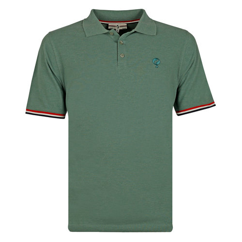 Men's Polo Bloemendaal - Grey-green