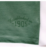 Q1905 Heren Polo Bloemendaal - Grijsgroen