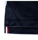 Q1905 Heren Polo Bloemendaal - Donkerblauw