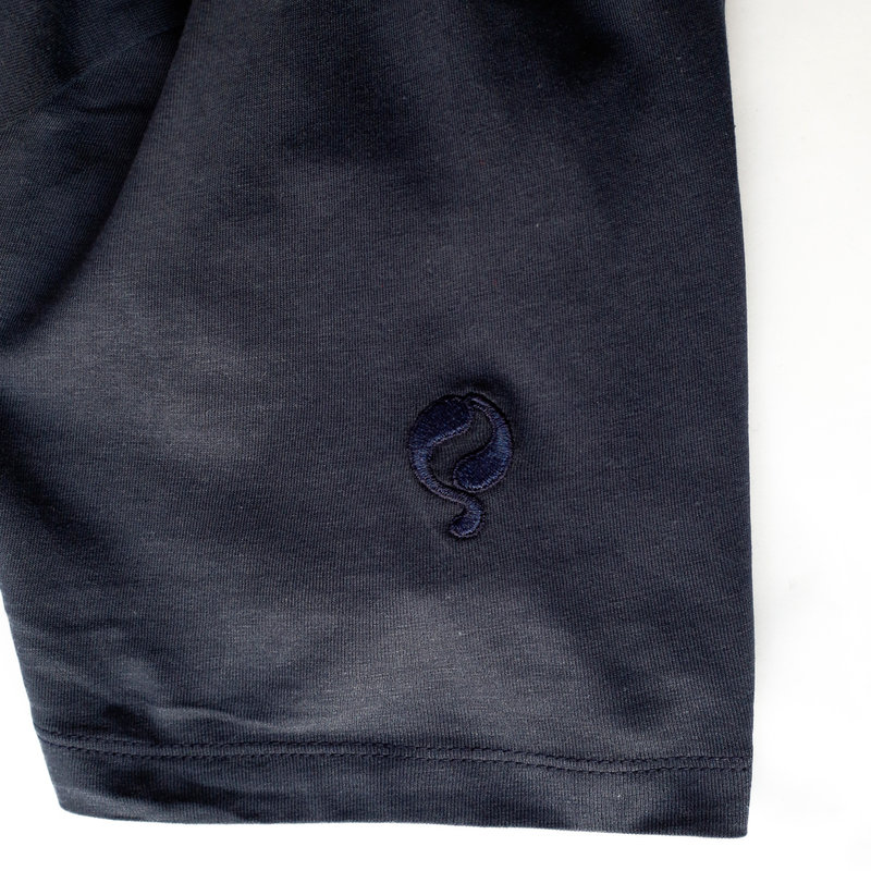 Q1905 Mens's T-shirt Loosduinen - Dark blue