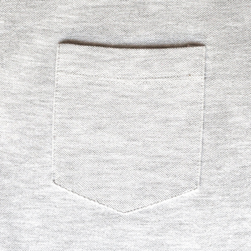 Q1905 Men's Polo Bruinisse - Light grey