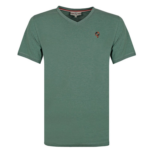Men's T-shirt Zandvoort - Grey-green