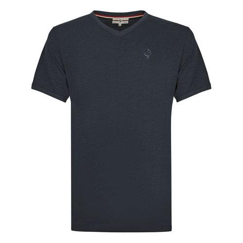 Men's T-shirt Zandvoort - Dark blue