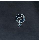 Q1905 Heren T-shirt Zandvoort - Donkerblauw