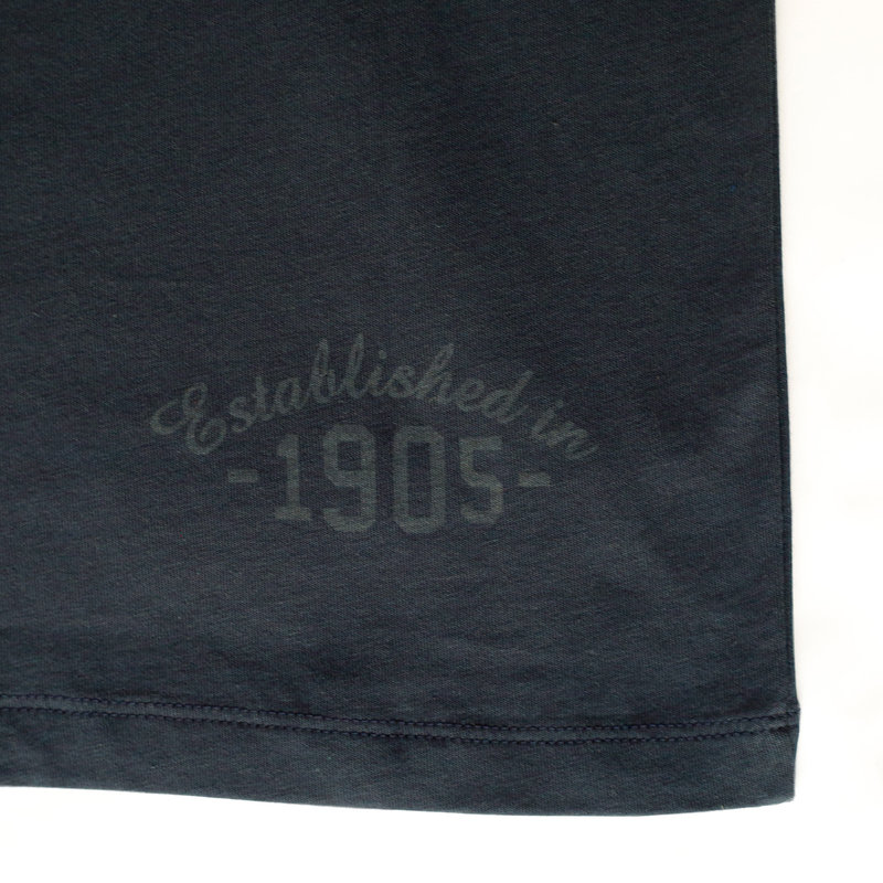 Q1905 Men's T-shirt Zandvoort - Dark blue