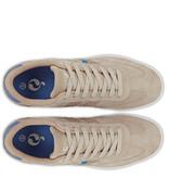 Q1905 Men's Sneaker Platinum - Soft taupe/hard blue