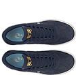 Q1905 Men's Sneaker Platinum - Denim blue