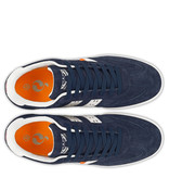 Q1905 Men's Sneaker Platinum - Denim blue/White