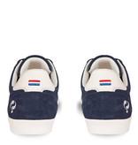 Q1905 Heren Sneaker Platinum - Denim blauw/Wit