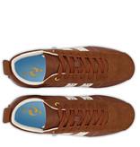 Q1905 Heren Sneaker Typhoon Sp  -  Cognac/Wit