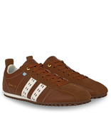 Q1905 Men's Sneaker Typhoon Sp  -  Cognac/White