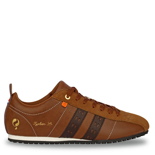 Heren Sneaker Typhoon Sp  -  Cognac