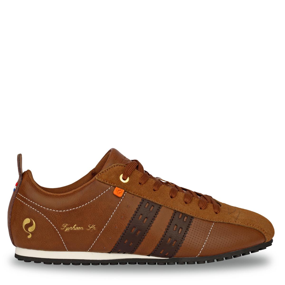 Heren Sneaker Typhoon Sp - Cognac