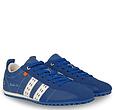Q1905 Heren Sneaker Typhoon Sp  -  Koningsblauw/Wit