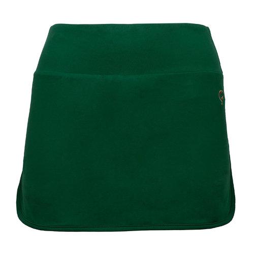 Dames Q skirt Wenen - Evergreen