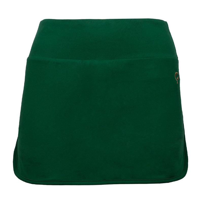 Q1905 Dames Q skirt Wenen - Evergreen