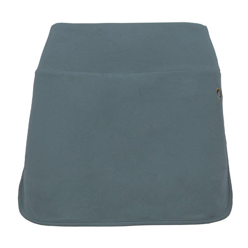 Q1905 Dames Q skirt Wenen - China Blue