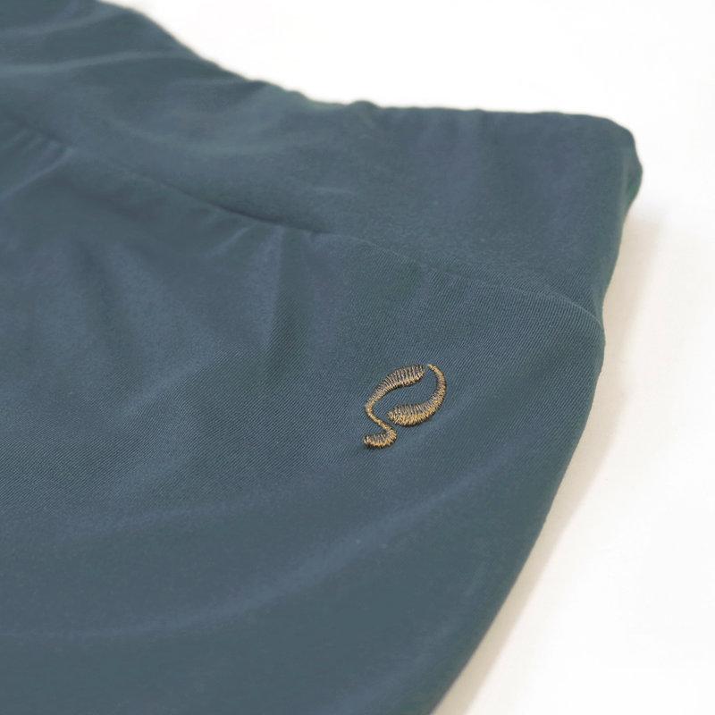 Q1905 Women's Q skirt Wenen - China Blue