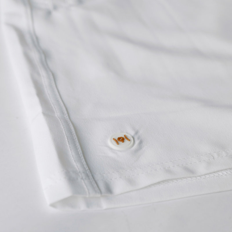Q1905 Men's Q short Basel - White