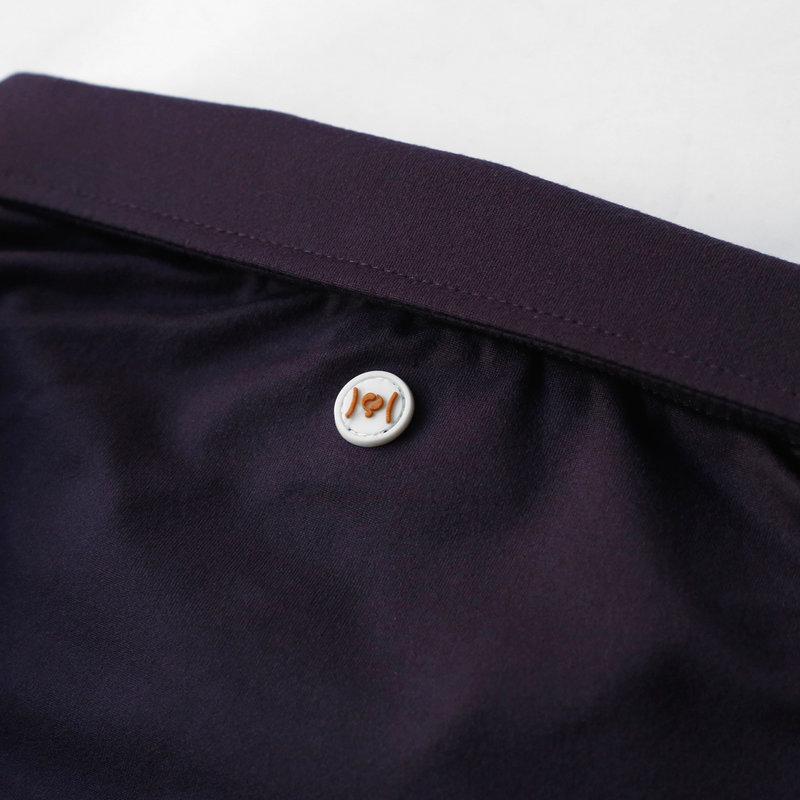 Q1905 Heren Q polo Antwerpen - Night Shade/Vintage Violet