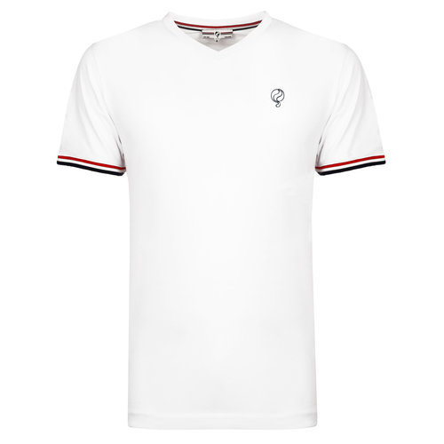 Men's T-shirt Rockanje - White