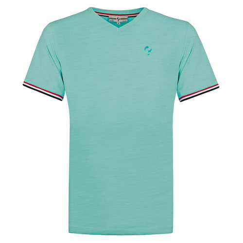 Men's T-shirt Rockanje - Aqua