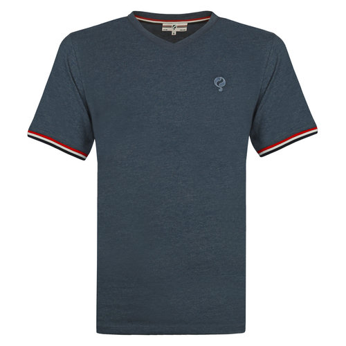 Men's T-shirt Rockanje - Dark Denim Blue